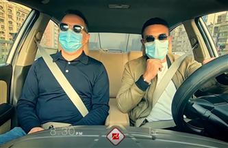 """آسر ياسين ضيف """"يحدث في مصر""""  على""""MBC مصر"""".. الليلة"""