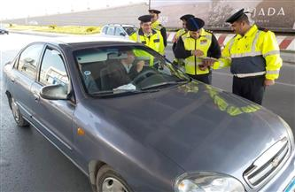 الإدارة العامة للمرور تضبط 5437 مخالفة مرورية متنوعة لتحقيق الانضباط المروري