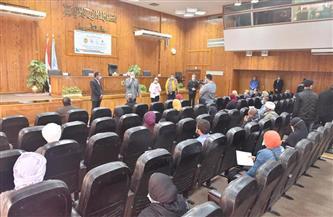 محافظ أسيوط يتابع تسديد رسوم جدية التصالح لـ99 أسرة ضمن مبادرة «التصالح حياة» | صور