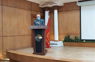محافظ بورسعيد يشدد على رؤساء الأحياء بتطبيق الإجراءات الاحترازية وتفعيل الغرامة  صور
