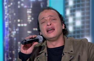 """المطرب وائل الفشني يعلن انتهاء تسجيل قصيدة """"يا صديقي"""" للبابا شنودة"""