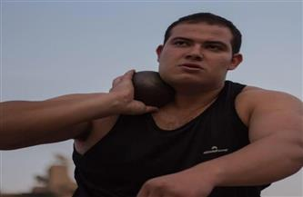 رسميا.. بطل ألعاب القوى محمد مجدي يتأهل لأوليمبياد طوكيو