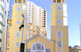 """مطرانية الأقباط الأرثوذكس ببورسعيد تقرر تعليق الصلوات فى احتفالات رأس السنة بسبب """"كورونا"""""""