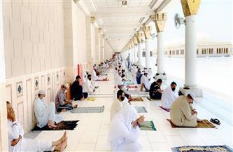 إتاحة سطح المسجد النبوي للمصلين بدءًا من اليوم
