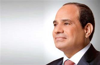 الرئيس السيسي مهنئًا المصريين والأمة العربية بالعام الجديد: أتمنى أن یكون حافلا بالخير والعطاء