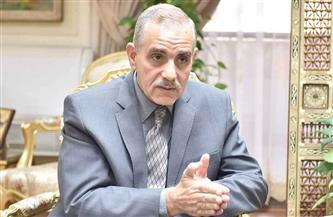 محافظ كفر الشيخ: تخصيص 210 ملايين جنيه لتطوير طرق المحافظة