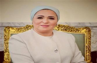 إنتصار السيسى ناعيةً عبلة الكحلاوي: «ودعت مصر نموذجًا مشرفًا وعظيمًا للمرأة المصرية المخلصة لدينها»