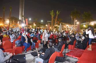 إشادة كبيرة بالحفل الغنائي لـ«كورال المكتبات» بالأهلي