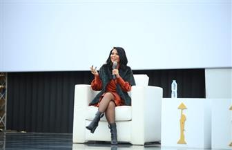 مني زكي تحكي تفاصيل رحلتها وحبها لصناعة السينما
