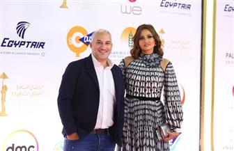 """حضور جماهيري وفني ضخم في عرض """"حظر تجول"""" بـ""""القاهرة السينمائي"""""""
