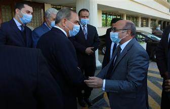 محافظ كفر الشيخ يستقبل وزير العدل لافتتاح محكمة الحامول ومقر  توثيق الضواحي | صور