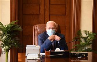 محافظ بورسعيد يشيد بدور جمعية حياة للخدمات الاجتماعية في توزيع مساعدات قافلة تحيا مصر | صور