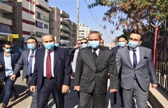 وزير التموين ومحافظ الإسماعيلية يتفقدان مركز خدمة المواطنين | صور