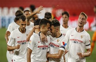 تشكيل هجومي لإشبيلية في مواجهة ريال مدريد بالدوري الإسباني
