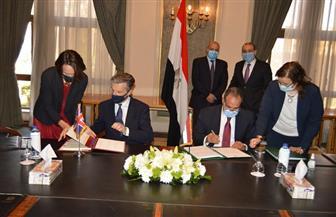 بعد خروجها من أوروبا.. توقيع اتفاقية شراكة تجارية بين مصر بريطانيا