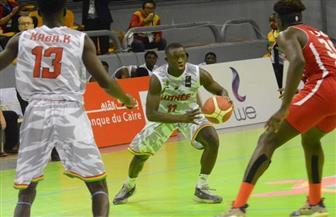 غينيا تفوز على مالي ببطولة إفريقيا لناشئي السلة   صور