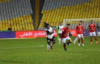 30 دقيقة.. تعادل سلبي بين الأهلي والطلائع في نهائي كأس مصر