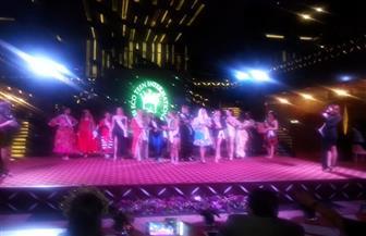 ختام فعاليات مسابقة ملكات جمال السياحة والبيئة للمراهقات بالغردقة | صور