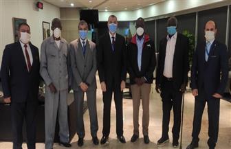 المدير التنفيذي لسلطة الطيران بجنوب السودان يصل إلى القاهرة لاستكمال مباحثات اتفاقيات النقل الجوي