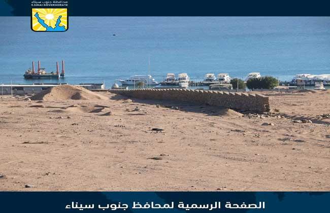 ميناء اليخوت في دهب