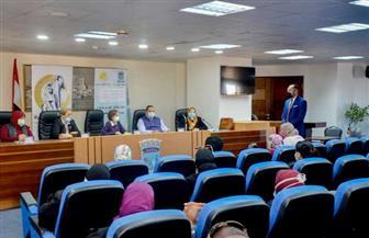 ماجدة الشاذلي: المرأة حظيت بمكانة واهتمام غير مسبوق في عهد الرئيس السيسي | صور