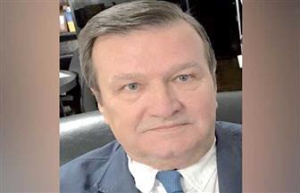 إيفيهن ميكيتنكو سفير أوكرانيا في القاهرة: نتعاون مع مصر في مجال مكافحة الإرهاب