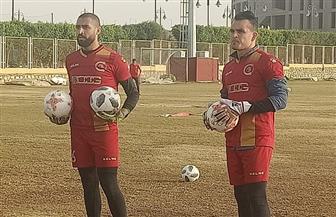 «عامر» يشارك لأول مرة في مران سيراميكا