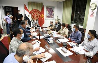 محافظ-بورسعيد-يترأس-غرفة-العمليات-لمتابعة-انتخابات-الإعادة-لمجلس-النواب