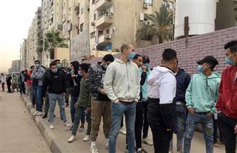 بدء توافد المواطنين على اللجان الانتخابية في جولة الإعادة بالقاهرة | صور