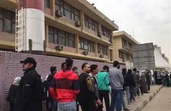 انتظام-فتح-اللجان-الانتخابية-في--دائرة-للإعادة-بالقاهرة-وسط-إقبال-محدود-