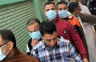 """فتح اللجان لاستقبال الناخبين للإدلاء بأصواتهم في إعادة """"النواب"""" بالغربية  صور"""