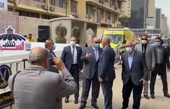 محافظ القاهرة يتفقد اللجان الانتخابية بالجامعة العمالية بمدينة نصر | فيديو