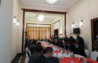 الشوربجي: مجلس الشيوخ يضم تشكيلة متنوعة من أطياف المجتمع