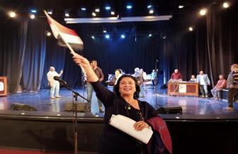 «الشباب والرياضة» تستضيف «مسرح المنوعات» ضمن مبادرة «مصر أولا.. لا للتعصب» | صور