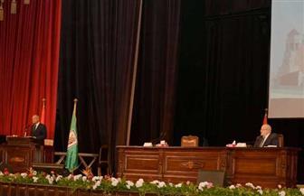 أحمد أبوالغيط: مصر دولة قوية عزمت على رد الصاع صاعين لإسرائيل فقامت بحرب أكتوبر