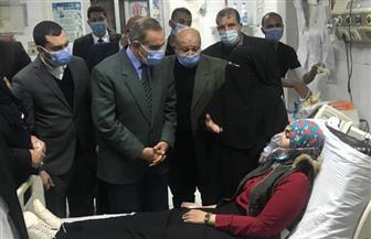 «الصحة»: خروج 94 مواطنا من المستشفيات في حادث تسرب غاز الكلور بـ«مياه كفر الشيخ»