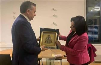 السفارة المصرية في ألبانيا تنظم حملة لجذب السياحة  صور