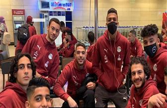 منتخب الشباب في ضيافة سفير مصر بتونس على مأدبة العشاء اليوم