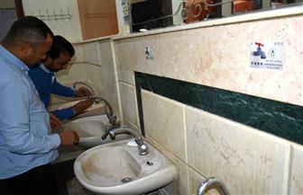 تركيب أكثر من 4500 قطعة موفرة للمياه بدور العبادة الأهلية بسوهاج|صور