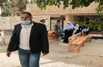 انتظام عملية التصويت في اليوم الثاني بجولة الإعادة لمجلس النواب بشمال سيناء  صور