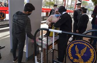 لجان الاقتراع تفتح أبوابها فى ثاني أيام انتخابات الإعادة ببورسعيد | صور