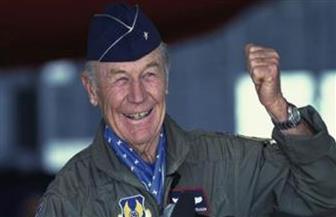وفاة الجنرال تشاك ييجر أول طيار يخترق حاجز الصوت فى العالم عن 97 عاما