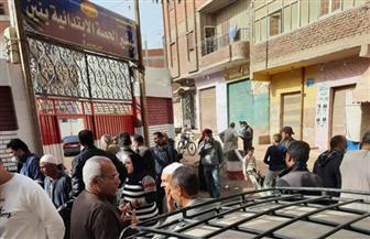 فتح جميع اللجان الانتخابية في ثاني أيام جولة الإعادة لمجلس النواب بالغربية   صور