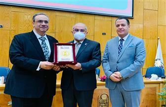 رئيس محكمة استئناف القاهرة يخاطب الجامعات بتخصيص 3 جوائز عن بناء الوعي