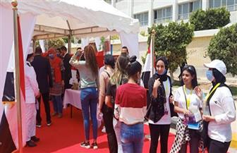 أبرز مشاهد الساعات الأولى في لجان شريف مناع بمصر الجديدة