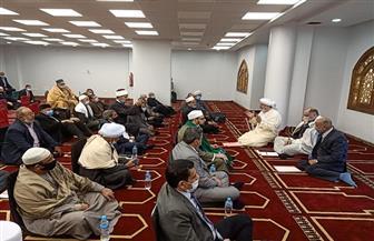 مشيخة الطرق الصوفية تعقد اجتماعها السنوي مع وكلائها على مستوى الجمهورية