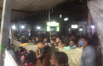 توافد الآلاف من الناخبين على اللجان ليلا بكفر الشيخ.. والمحافظ يتابع من غرفة العمليات | صور