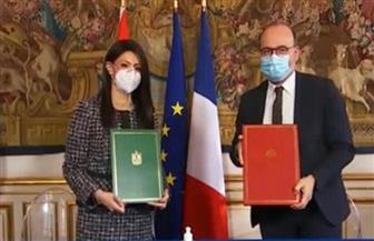 ضمن فعاليات زيارة  الرئيس السيسي لفرنسا..تمويلات تنموية بقيمة 715.6 مليون يورو| صور
