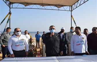 محافظ البحر الأحمر: الرئيس السيسي الداعم الأول لمنع ومكافحة الفساد | صور
