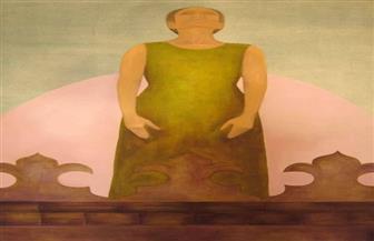 الفنون التشكيلية تتيح لوحات «البغدادلى» للفنانة ولاء فتحى «أون لاين»